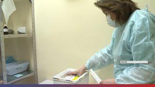 Первая партия экспресс-тестов на коронавирус от АЛРОСА поступила в Якутию