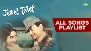 Jewel Thief (1967) All Songs Jukebox | Dev Anand | Yeh Dil Na Hota Bechara & More | Old Hindi Songs
