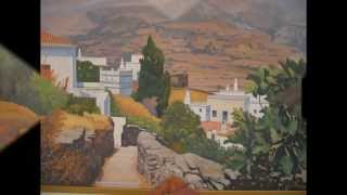 Δύο ανδριώτες ζωγράφοι - HD - enandro.gr (εν Άνδρω)