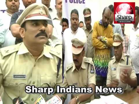 POLICE RAIDS ILLEGAL FINANCIERS IN OLD CITY OF HYDERABAD | SOUTH ZONE POLICE.