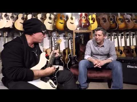 Neal Schon Lights Fender Stratocaster Pearl White