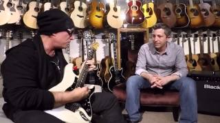 "Neal Schon ""Lights"" Fender Stratocaster Pearl White"
