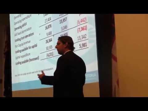 Annual Report Presentation - 1 October 2015
