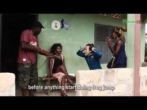 Major and His Relatives [Official Trailer] - Latest Nigeria Comedy Movie