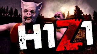 KILLING FRENZY! - H1Z1 KING OF THE KILL