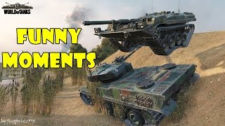 World of Tanks - Funny Moments | Week 4 March 2017