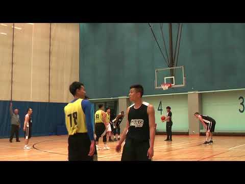 20180203 SwingMan King's Cup C2 Sports vs Asia Sports Education Academy Part 2