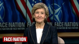 """""""I have not called President Trump ever,"""" says NATO Amb. Hutchison"""