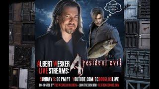 Resident Evil 4 with Albert Wesker part 13