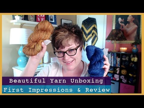 Knitting Podcast | Yarn Unboxing | LoveKnitting.com