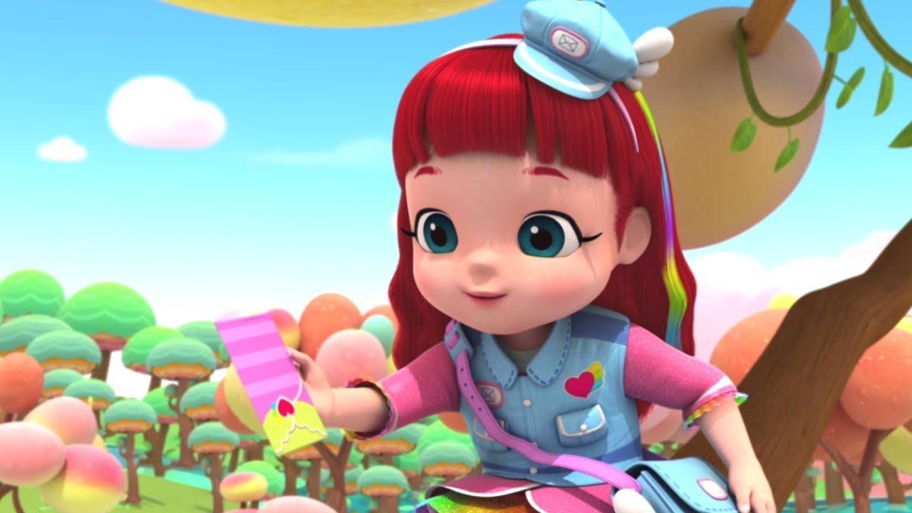 Rainbow Ruby - Mail Carrier Mayhem - Full Episode 🌈 Toys ...