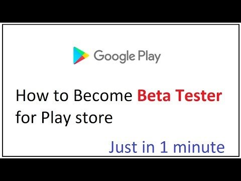 How To Become Beta Tester In Play Store