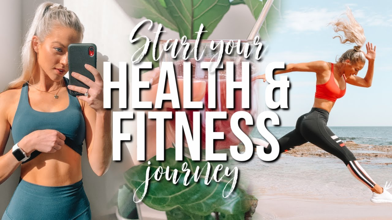 kickstart your health and fitness journey! (Part 1)