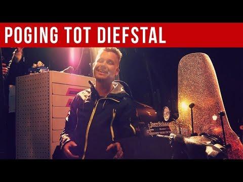 POGING TOT DIEFSTAL | VOL GAS MET JOEY