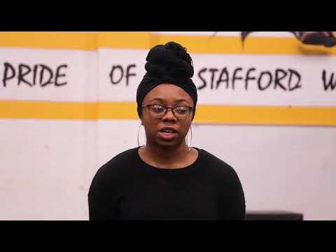 Frances Ajaero - Superintendent's Student Advisory Council