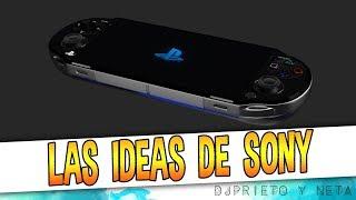 SONY HABLA | PlayStation estaría considerando una nueva consola portátil o PS5 tipo NITENDO SWITCH