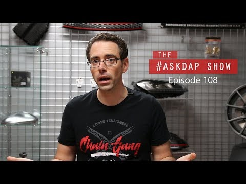 Askdap Episode 108 | Bent Suspension Parts and WD40 for Running Wiring