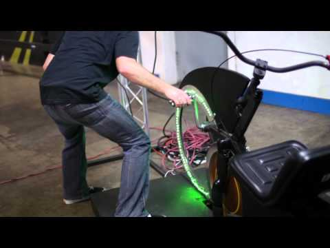 Light Trikes and Crowd Connect at Maker Faire Bay Area