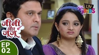 Vicky fails to explain Jeannie's presence in his house to Priya and...