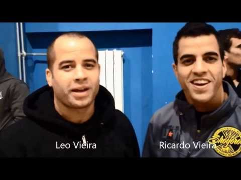 Vieira brothers ADCC2013 Message to Japan