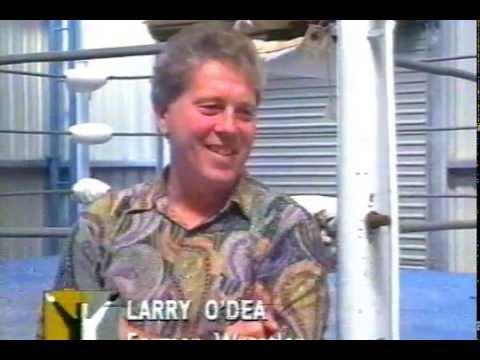 SBS tv story on WCW Australia features Jim Barnett interview