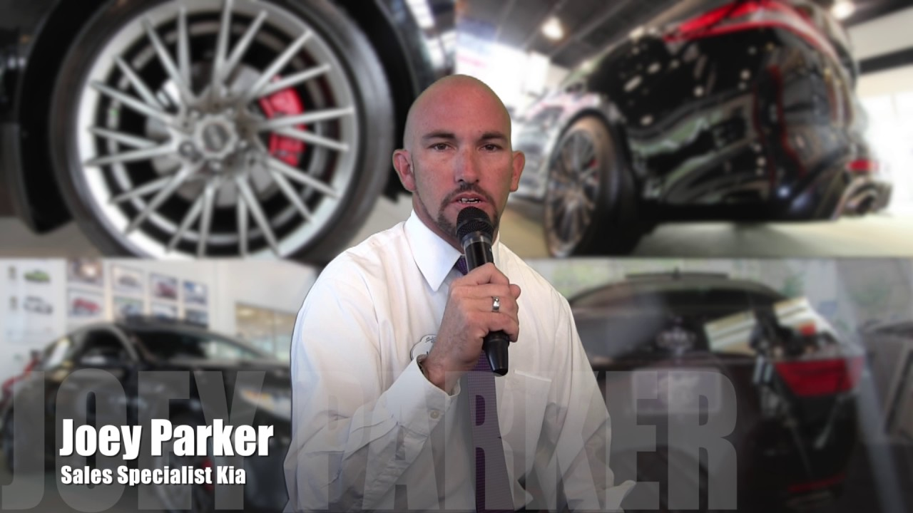 Meet Kia Salesman Joey Parker   Why To Purchase From Me In 2017 | Stokes  Kia Goose Creek