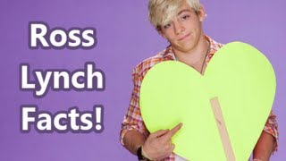 Ross Lynch Facts!