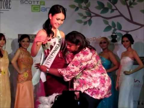Miss KL Earth 2015 Semi Final
