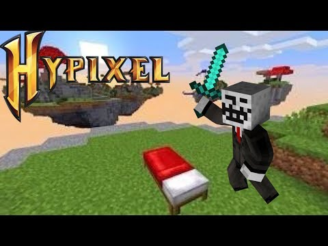 HYPIXEL BEDWARS WITH VIEWERS!!! Minecraft Mini-Games!