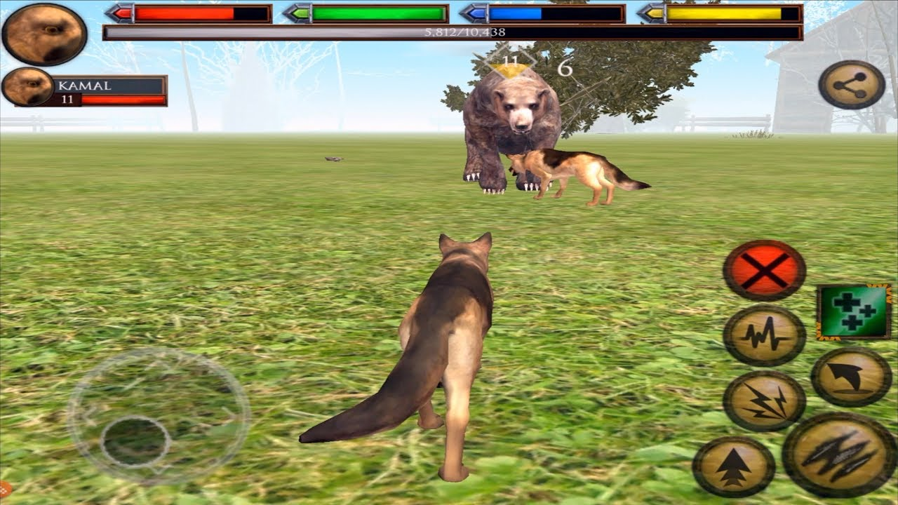 Play Real Dog Racing Simulator online for Free on Agame