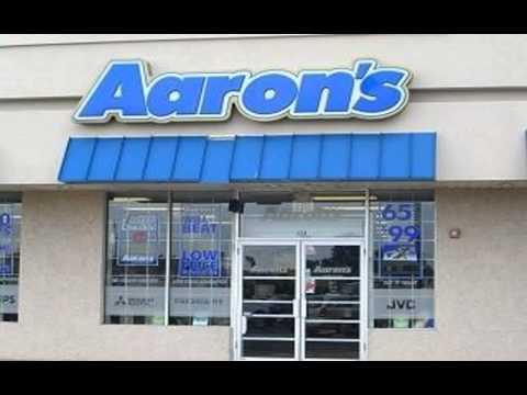 aarons rent to own fur...