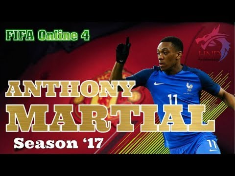 FO4 review Anthony Martial season 17 - Henry mới