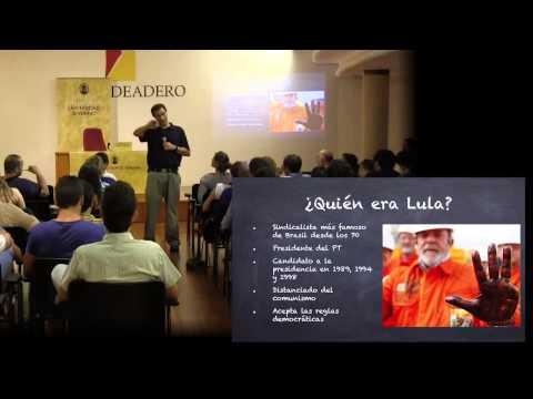 Fernando Díaz Villanueva - El Foro de Sao Paulo