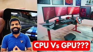 CPU vs GPU? Graphics Processing Unit...What's the Deal?