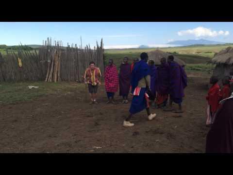Jump Dancing with #Maasai- #Ngorongoro Highlands-#Tanxzania-Zohar African Safaris