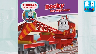 Rocky the Big Carane Thomas & Friends: Read & Play