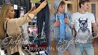Девушка покупает одежду Парню! /Girlfriend Buys Outfits For Boyfriend!(, 2015-07-25T12:01:46.000Z)