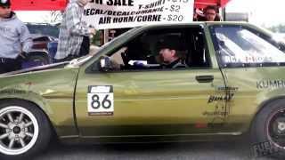 FuelRiders - Toyota F20c AE86 300WHP Pat Cyr Drifting DMCC - #12 thumbnail