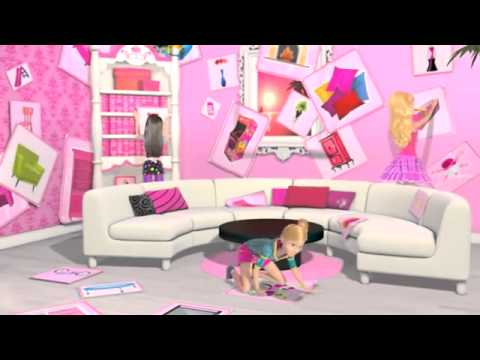 Barbie™ Life in the Dreamhouse - Sticker It Up