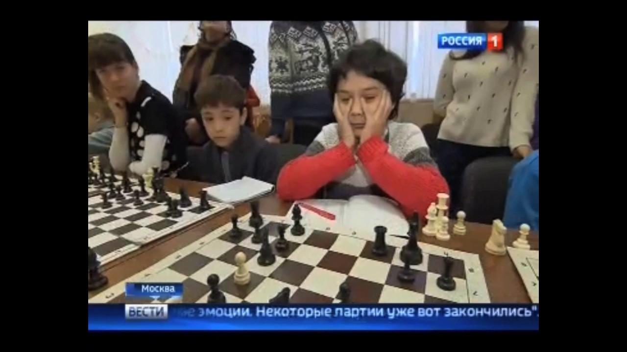 Демонстрационная магнитная шахматная доска