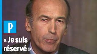 Quand Valéry Giscard d'Estaing se défendait d'être «quelqu'un de froid»