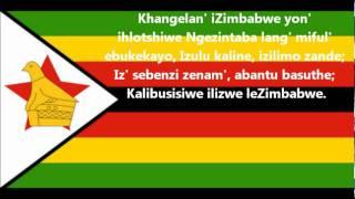 Hymne national du Zimbabwe (ndebele)