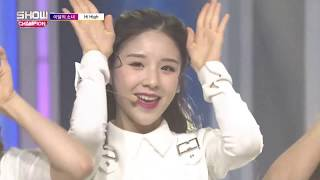 Show Champion EP.287 LOONA - Hi High