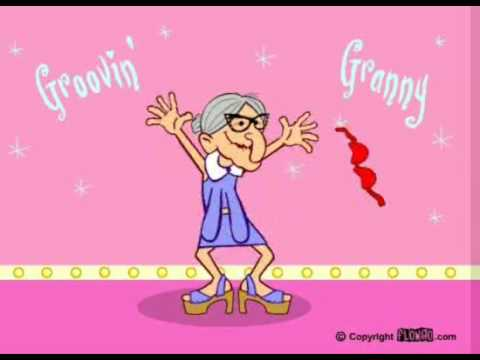 I'm Too Sexy For My Granny