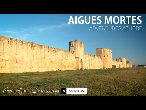 Adventures Ashore: Aigues-Morte, France
