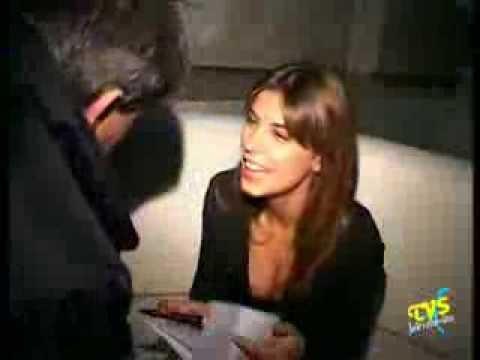 Erba 2006  Elisabetta Canalis al Moda'