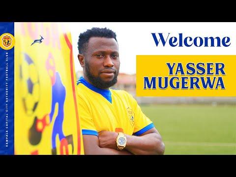 Welcome YASSER MUGERWA |  First Interview