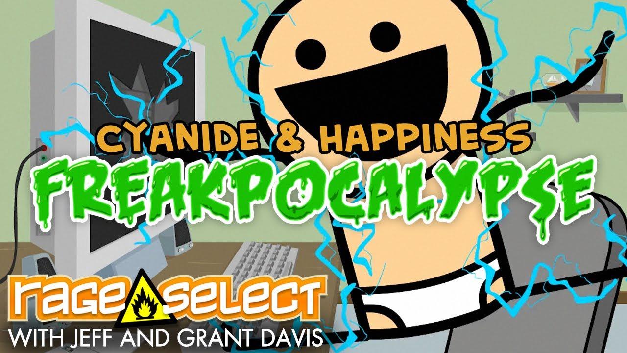 Cyanide & Happiness - Freakpocalypse (The Dojo) Let's Play