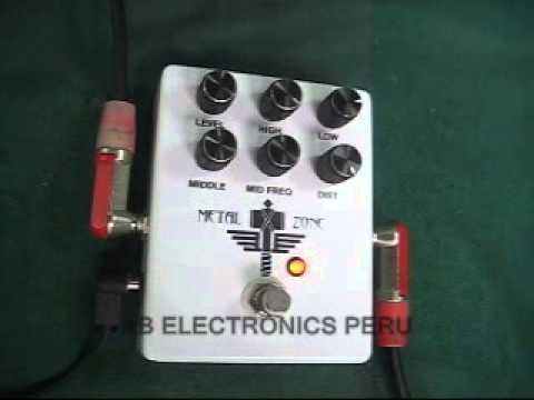 METAL ZONE - AB ELECTRONICS PERU