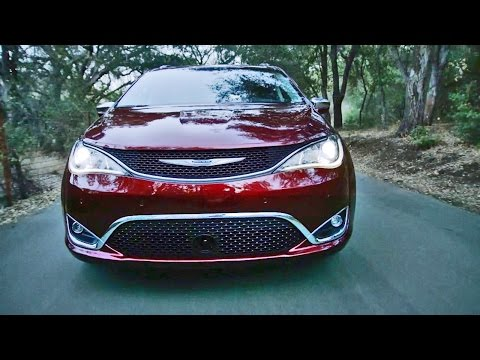Fantastic 2017 Chrysler Pacifica Design With Winnie Cheung And Br